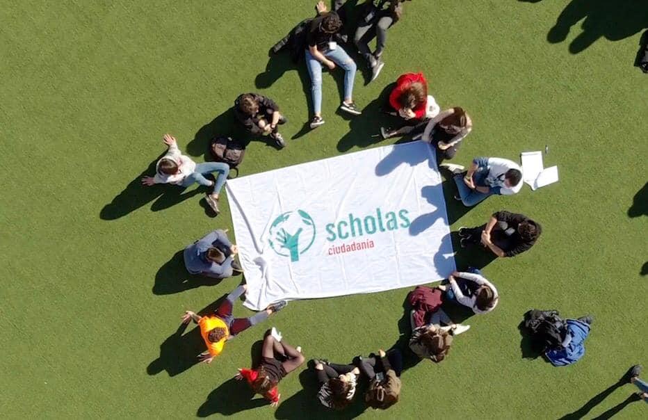 foto-aerea-encuentro-jovenes-scholas-ciudadania
