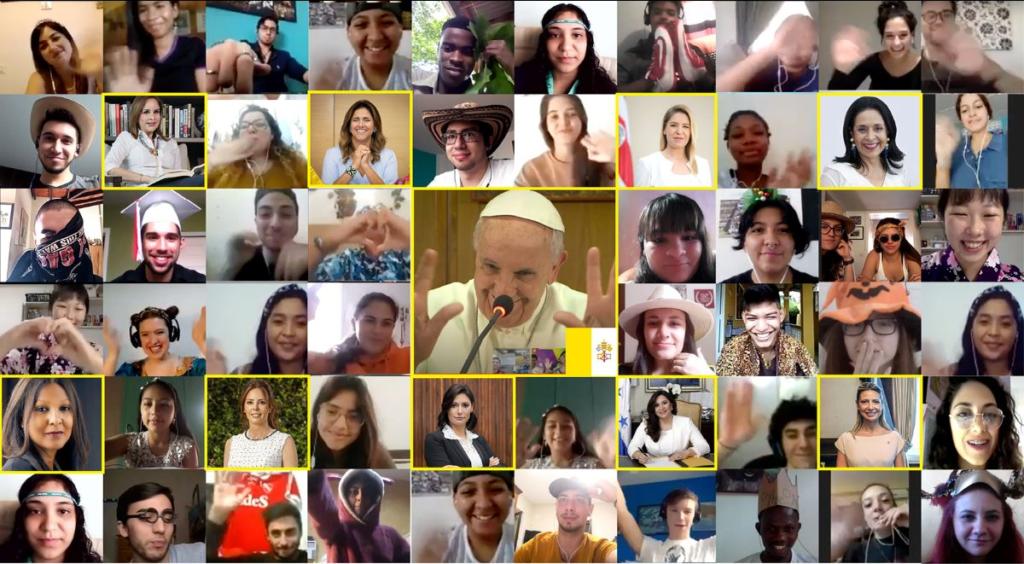 papa-francisco-encuentro-virtual-Dia-mundial-Medio-Ambiente-Laudato-si