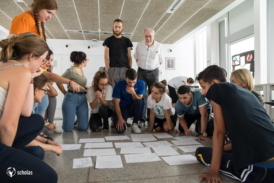 Scholas-Voluntarios-Granada-arte-y-juego-2