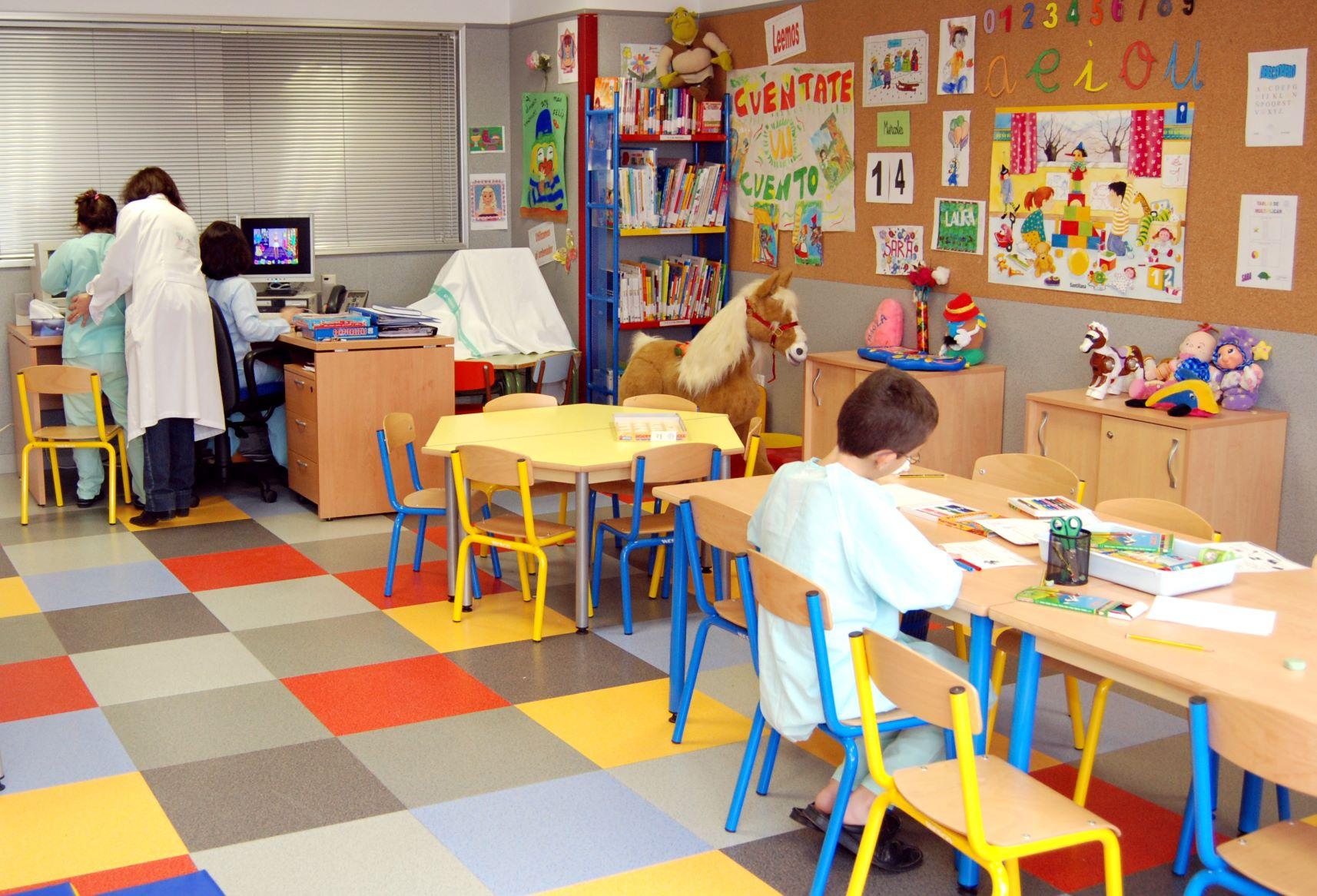 Aula-de-Pediatria-del-Hospital-de-Talavera