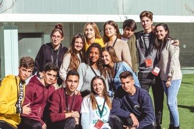 jovenes-participantes-en-scholas-ciudadania-Granada