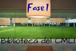 Biblioteca del CMLI FASE 1